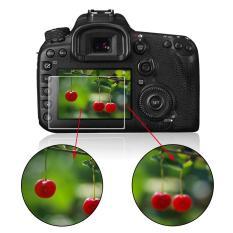Cheer Kaca Antigores Layar Kamera Pelindung HD Cover untuk Canon 550D/60D/600D