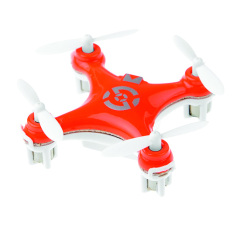 Cheerson CX - 10 Nano Quadcopter 4 Channel 6 Axis Gyro 2.4G RC Quadcopter with Hovering Function - Orange