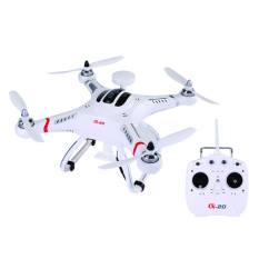 Cheerson CX - 20 Auto Pathfinder GPS RC Quadcopter With Camera Mounting - Putih