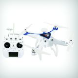 Kualitas Cheerson Cx 22A Auto Follower 5 8G Dual Gps Rc Quadcopter With Camera Mounting Putih Cheerson