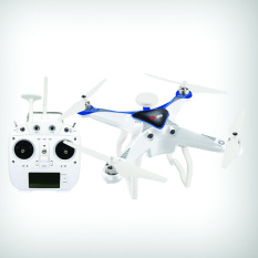 Cheerson CX - 22A Auto Follower 5.8G Dual GPS RC Quadcopter With Camera Mounting - Putih
