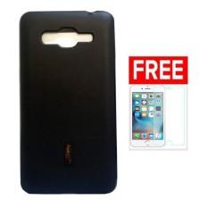 Cherry Silicon Case Nokia Lumia N625 Hitam Promo Beli 1 Gratis 1