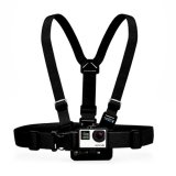 Harga Hemat Chest Harness Belt Strap With J Hook Mount Set For Gopro Xiaomi Yi