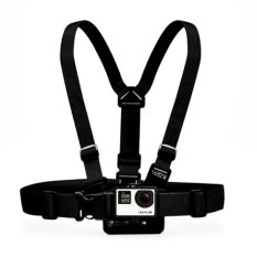 Jual Chest Harness Belt Strap With J Hook Mount Set For Gopro Xiaomi Yi