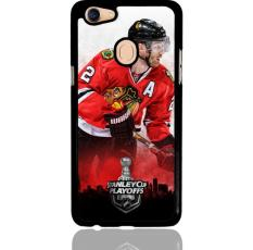 Chicago Blackhawks Player L2071 Oppo F5 Custom Hard Case