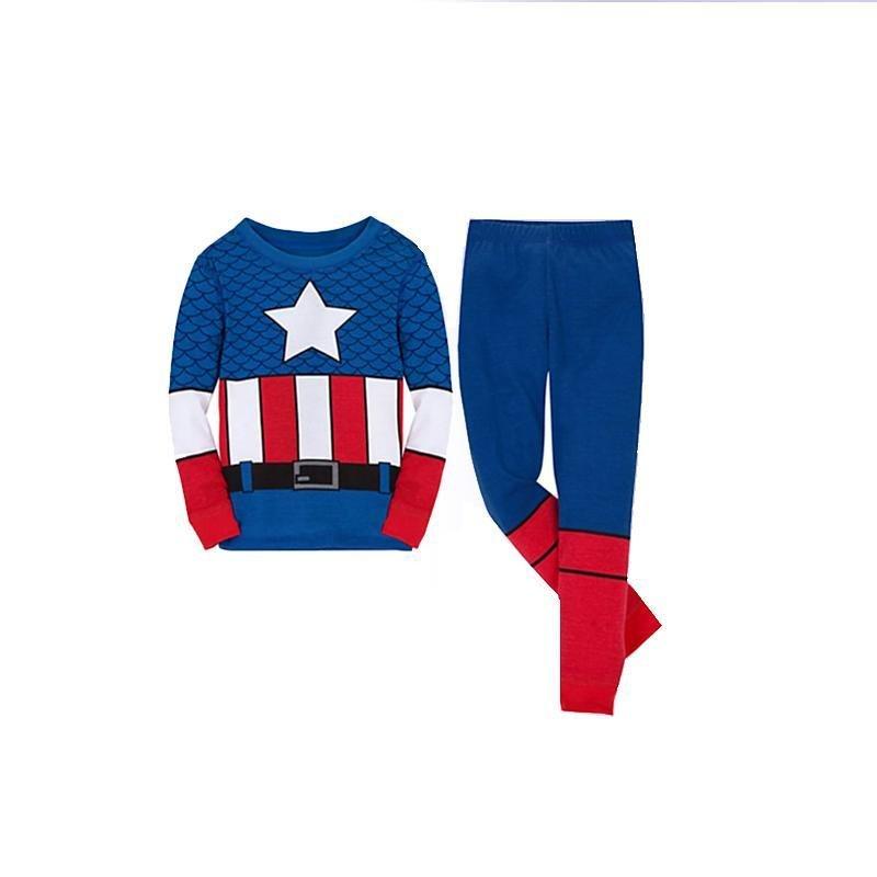 Diskon Chloe S Clozette Piyama Anak Captain America Pj 14 Akhir Tahun