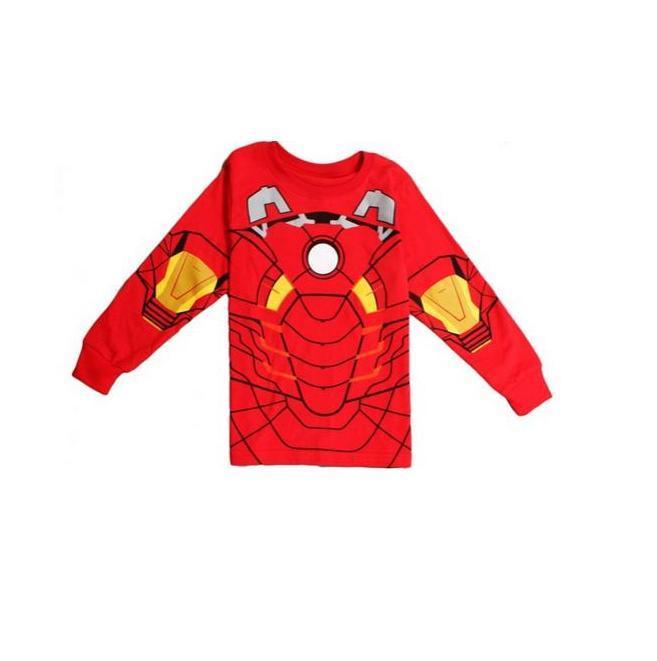Harga Chloe S Clozette Piyama Anak Iron Man Pj 15 Merah Murah