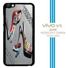 Christian Louboutin Barneys Trash A0843 Casing Vivo V5 / Vivo V5S Custom Hard Case