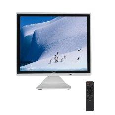 Chunnuan 17 Inch TFT LCD Monitor 1280*1024 dengan HDMI BNC VGA USB AV Video Display untuk PC CCTV Kamera Keamanan Cam VCD DVD-Intl