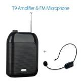 Jual Beli Online Chunzao T9 Wired Portable Speaker Suara Amplifier Fm Wireless Speaker Mikrofon Untuk Pemandu Wisata Guru Hitam Intl