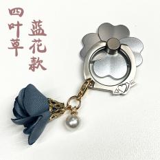 Promo Kuat Logam Cincin Gesper Holder Dengan Berlian Ornamen Murah