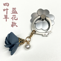 Harga Kuat Logam Cincin Gesper Holder Dengan Berlian Ornamen Yg Bagus