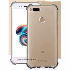 City Acc Softcase Anti Crack Anti Shock for Xiaomi Mi A1 / Redmi 5X - Clear