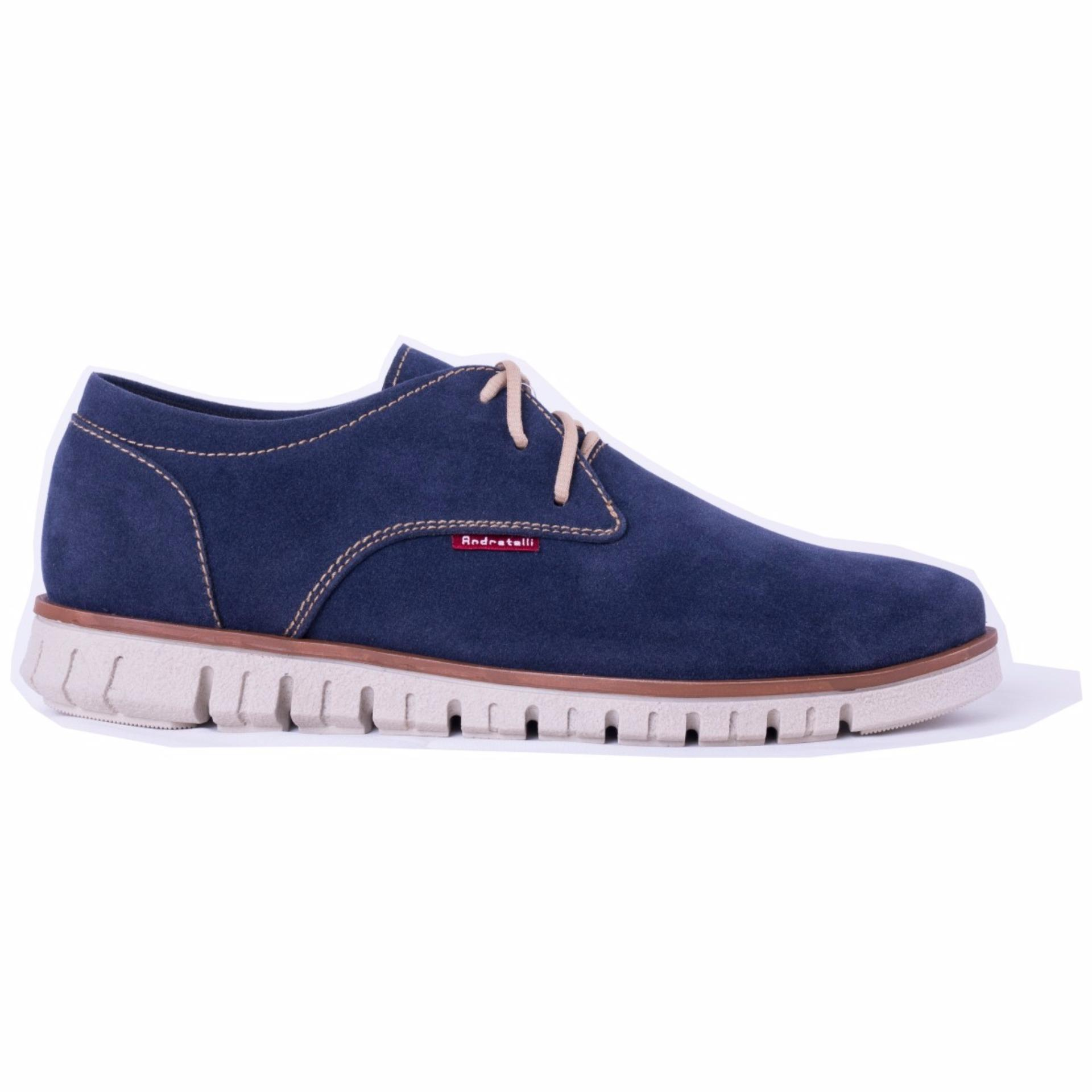 Ulasan Clayton Suede Casual Shoes