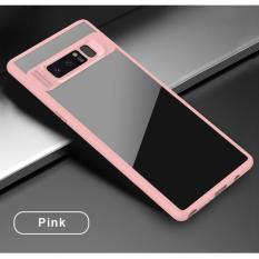 CLEAR AUTO FOCUS Samsung Galaxy J7 PRIME Soft Case Material hybrid plastik dan silikon berkualitas
