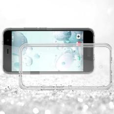 Clear Hybrid TPU Bumper Hard Back Phone Cover Case for HTC U11 HTC Ocean - intl