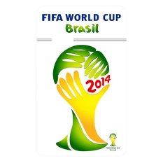 Ulasan Mengenai Click Powerbank Bravo World Cup 2014 Edition Logo 7800Mah Putih