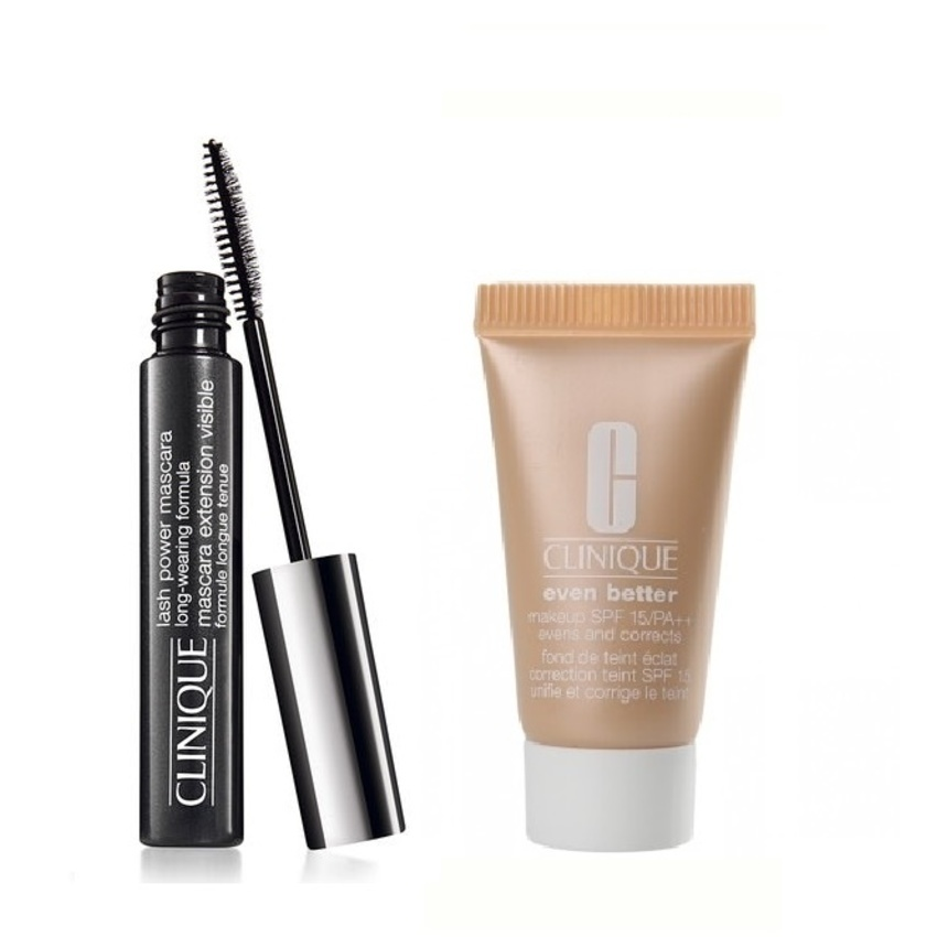 Spesifikasi Clinique Setlash Power Mascara 1 5Ml Even Better Makeup 7Ml Baru