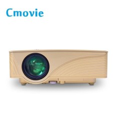 Cmovie CS58wifi Edition Intelligent HD Projector Mini Mini Projector Home Giant Screen TV  - intl