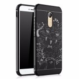 Spek Cocose Case Dragon Original Shockproof For Xiaomi Redmi Note 4X Hitam Cocose