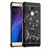 Cocose Original Dragon Silikon Back Case For Xiaomi Redmi 4 Prime Promo Beli 1 Gratis 1