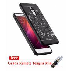 Harga Cocose Original New Case Dragon Xiaomi Redmi Note 4 Hitam Gratis Tongsis Mini Remote Yang Murah