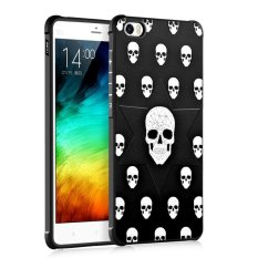 Cocose Casing Ponsel untuk Xiaomi MI CATATAN Back Cover Soft Silicone TPU Ponsel Shell Shockproof Telepon