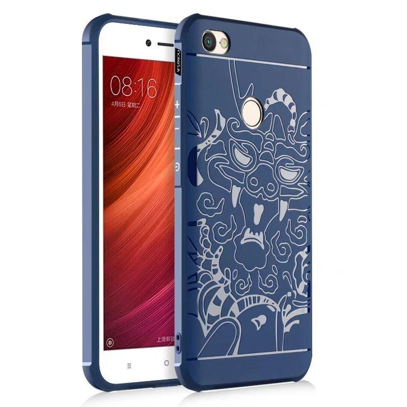 Cocose Casing Silikon Lembut Penutup Belakang Case untuk Redmi Note 5A-Intl