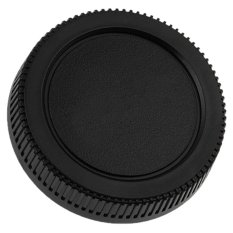 Tips Beli Cocotina 5 Pcs Plastik Hitam Rear Lens Cap For Micro 4 3 E P3 E Pl3 E Pm1 Gf3 G3 Gf2 Yang Bagus
