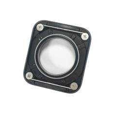 Cocotina Kaca Lensa Penutup Lensa Case Pengganti Perbaikan Bagian Untuk Go Pro Hero 5 Kamera Hitam