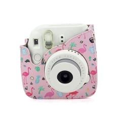 Cocotina Kamera Polaroid Mini9 Flamingo Series Tas Kamera