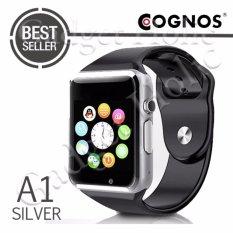 Cognos Smartwatch A1 - GSM TERMASUK BOX - Silver