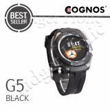 Review Cognos Smartwatch G5 Heart Rate Hitam Di Dki Jakarta