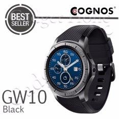 Jual Cognos Smartwatch Gw10 Android Gsm Heart Rate Hitam Murah