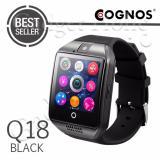Review Cognos Smartwatch Q18 Gsm Hitam Cognos