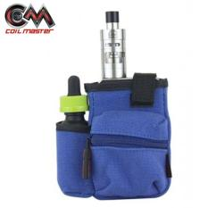 Beli Coil Master Pbag Tas Vape Premium Rokok Elektrik Kantong Vapor Authentic Biru Online Murah