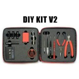 Diskon Coil Master Vape Tools Diy Kit V2 Rokok Elektrik Coiling Kit Branded