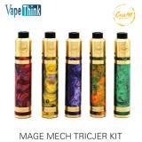 Toko Coilart Mage Mech Tricker Kit Resin Edition Rokok Elektrik Vape Vapor Multicolor Coilart Di Banten