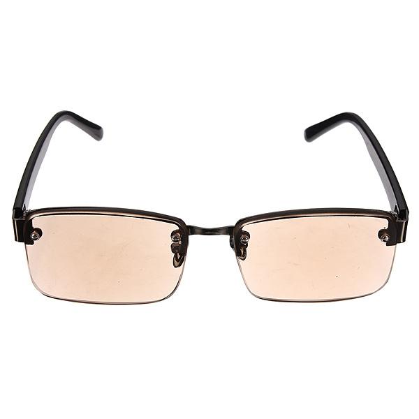 Spesifikasi Coklat Fashion Kristal Kacamata Baca Kacamata Hitam 1 5 Diopter Online