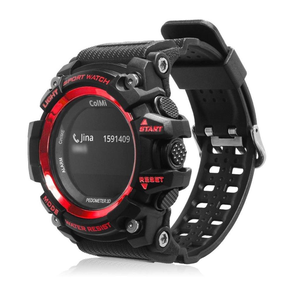 Toko Colmi T1 Smart Watch Oled Tampilan Monitor Denyut Jantung Pesan Panggilan Pengingat Intl Yang Bisa Kredit
