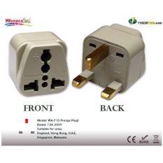 Spesifikasi Colokan Steker Kaki 3 Listrik Ke Universal Travel Adapter Acc Wp Wa 7 Murah
