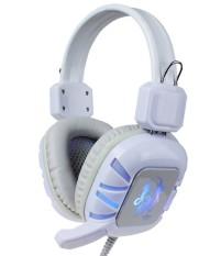 [Warna-warni Backlit] DJ-100 Transendensi Anti Kekerasan Karet Tali Tabung Kafe Internet Berdedikasi Headphone () (Ukuran: AS :)-Internasional