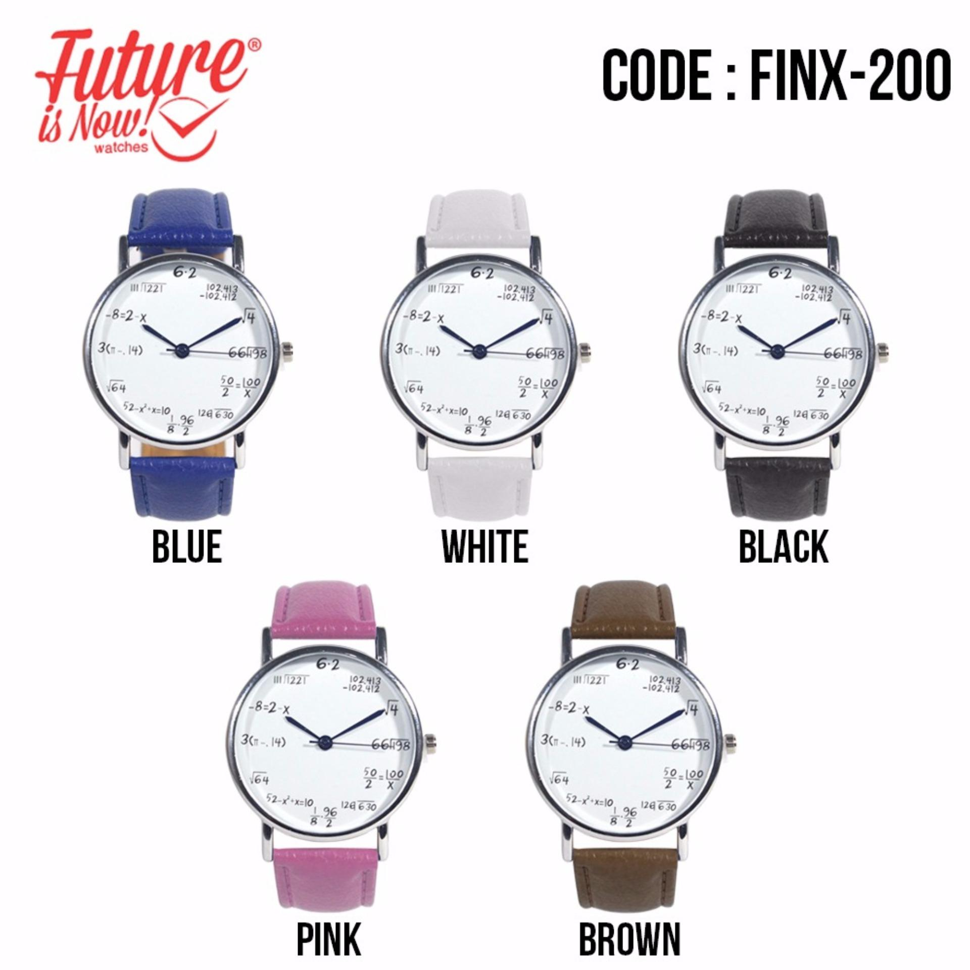 Spesifikasi Colorful Round Analog Watches Math Finx 200 Yg Baik