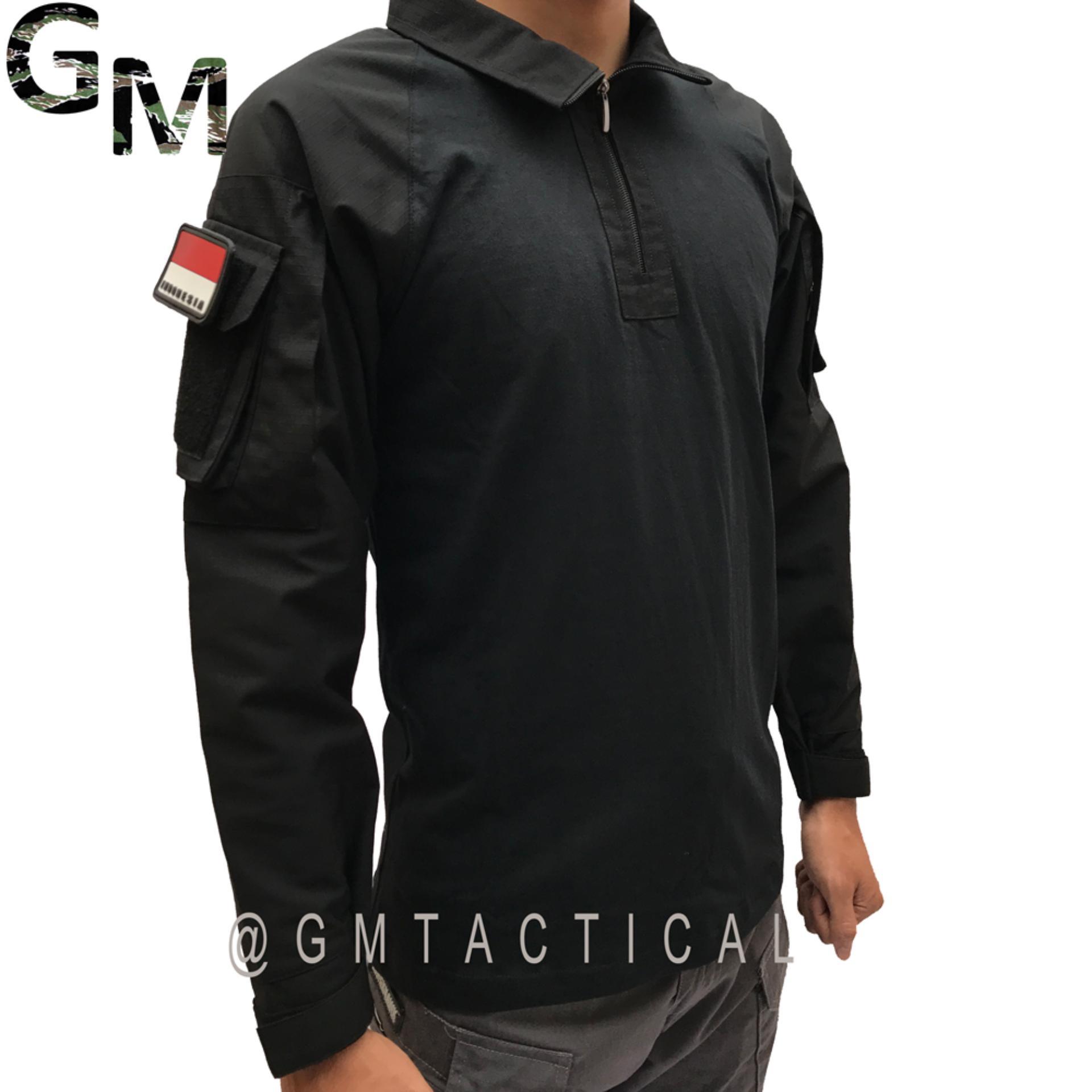 Spesifikasi Combat Shirt Kaos Bdu Kaos Tactical Merk Tactical Blackhawk