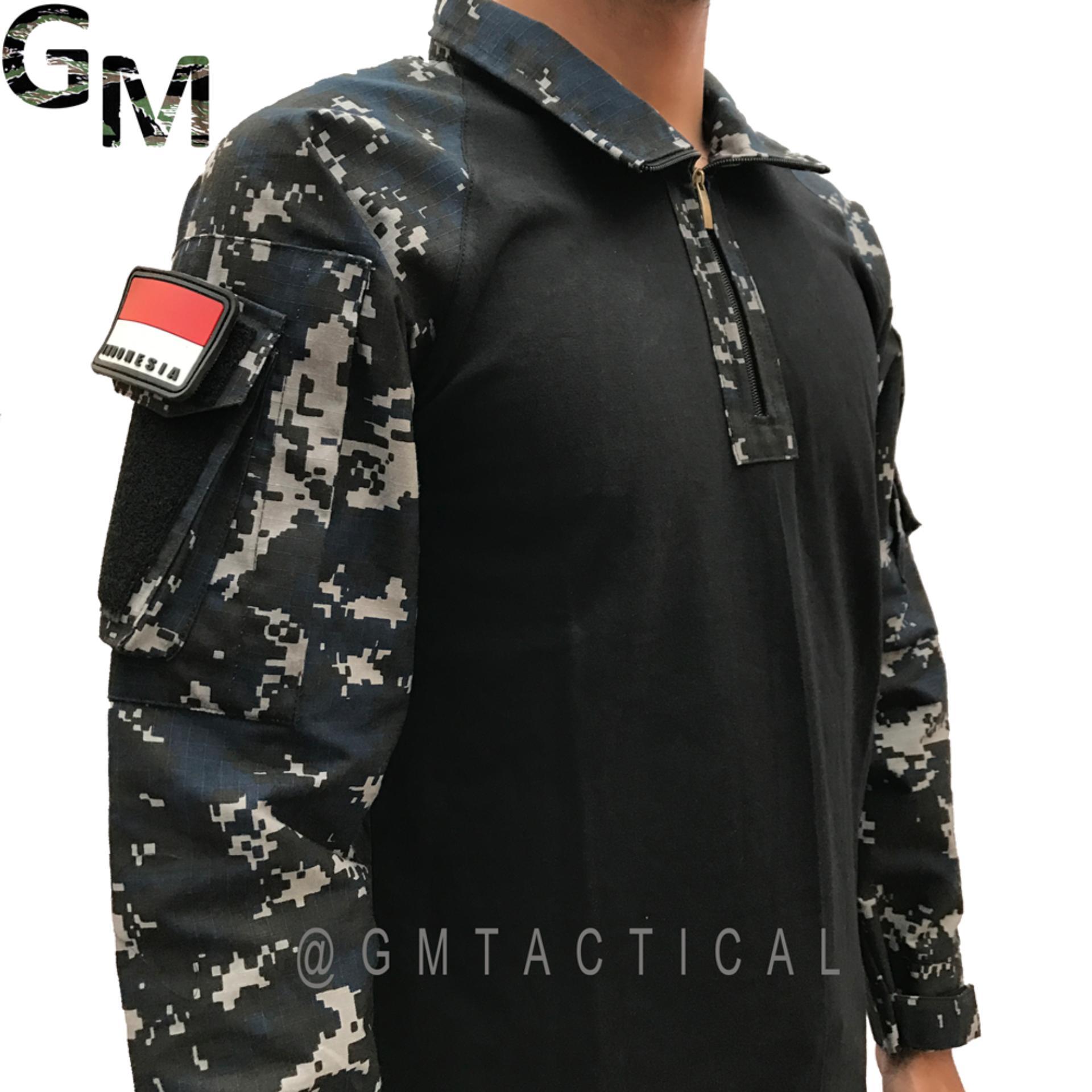 Combat Shirt / Kaos BDU/ Kaos Tactical