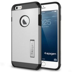 Combo Korea SGP Armor Perlindungan Kit Mobile Phone Case Cover untuk IPhone 6 S Plus (Warna: C1) -Intl