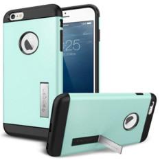 Combo Korea SGP Armor Perlindungan Kit Mobile Phone Case Cover untuk IPhone 6 S Plus (Warna: Pink)