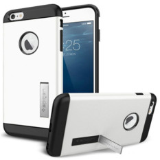 Combo Korea SGP Armor Protection Kits Mobile Phone Case Cover for iPhone 6s plus (White) - intl