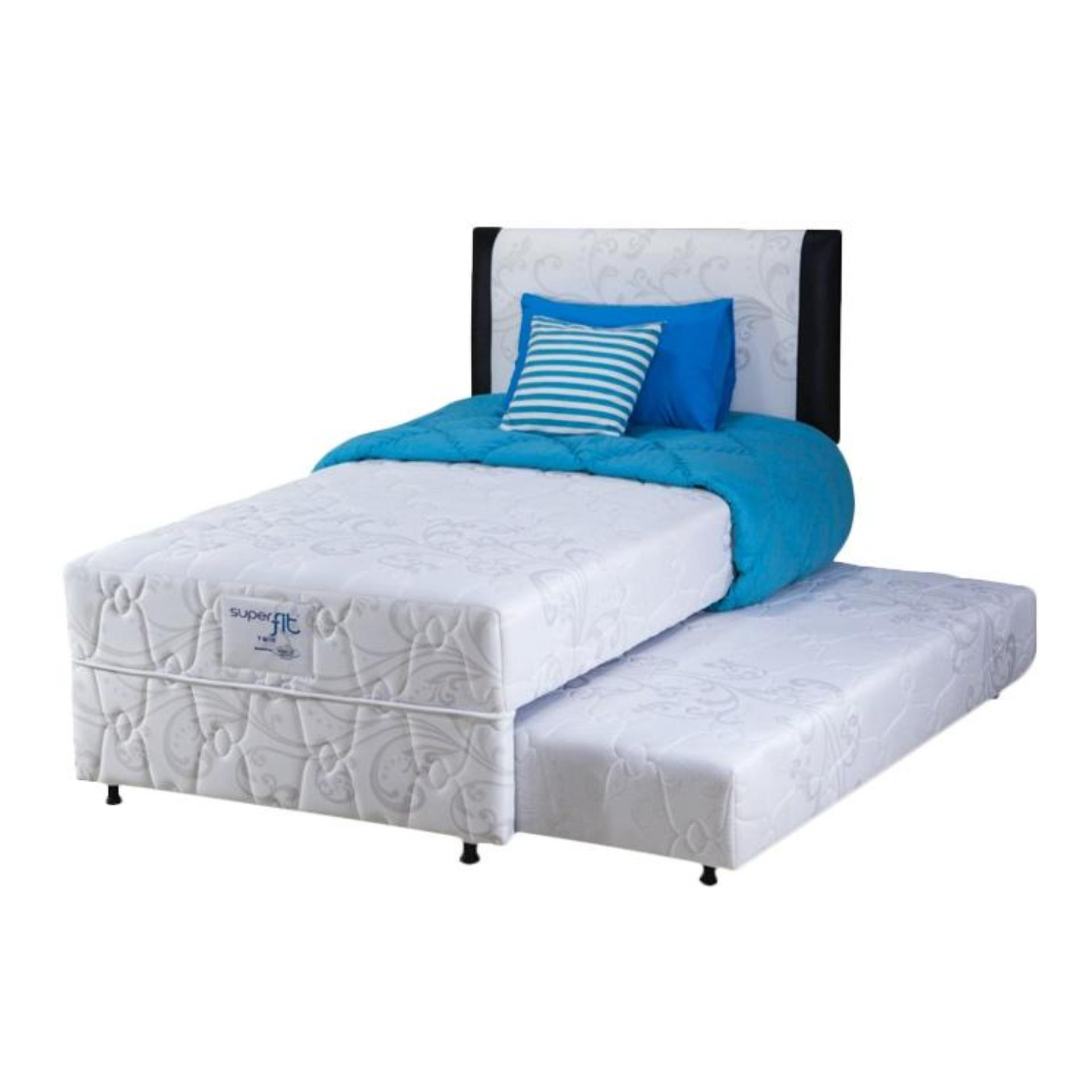 Comforta Springbed 2in1 Twin SuperFit Uk.100