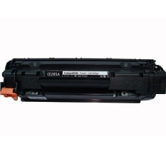 Spesifikasi Compatible Black Laser Toner Cartridge For Hp Laserjet Ce285A Hitam Murah